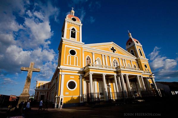 Cathedral de Granada, Nicaragua