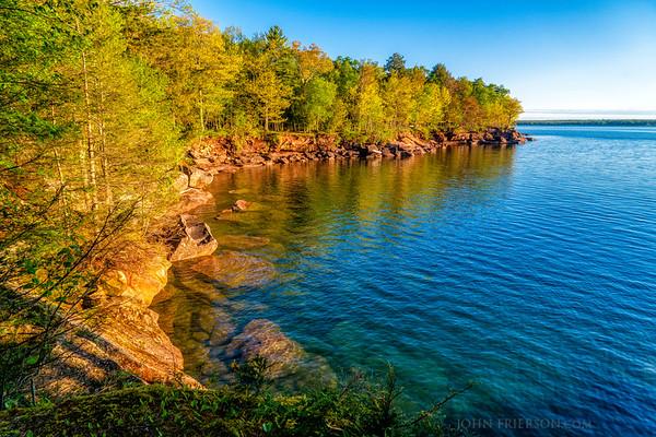 Madeline Island Sunrise 4