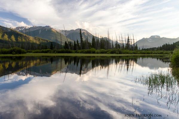 Vermilion Lake, Banff National Park, Canada