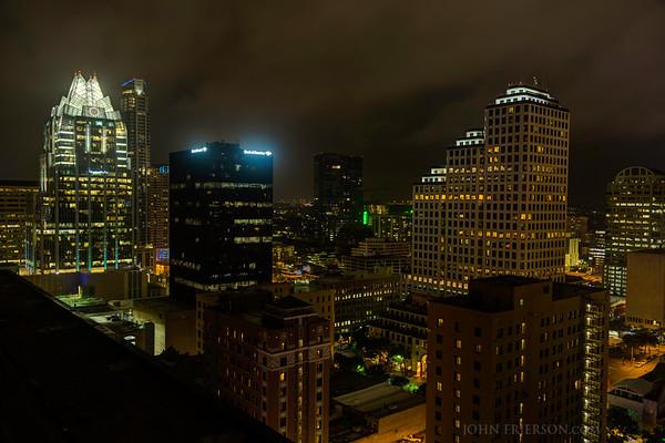 Austin, Texas, Skyline