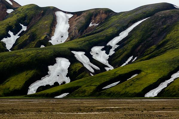 Landmannalaugar area, Iceland