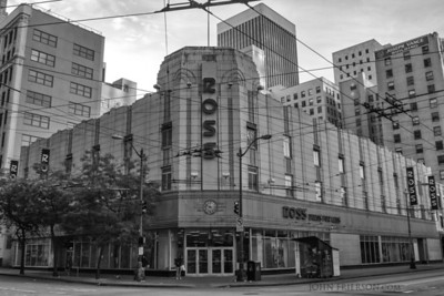 former Woolworth's building, Seattle
