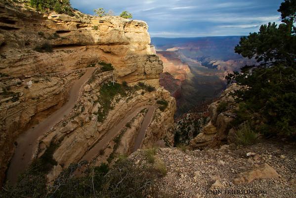 South Kaibab Trailhead, Grand Canyon National Park
