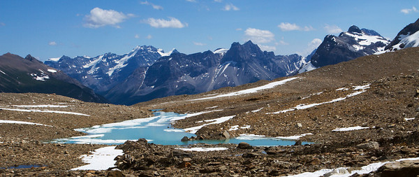 Iceline Trail, Yoho National Park, Canada
