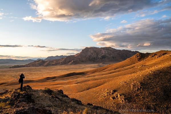 Western Mongolia Landscape