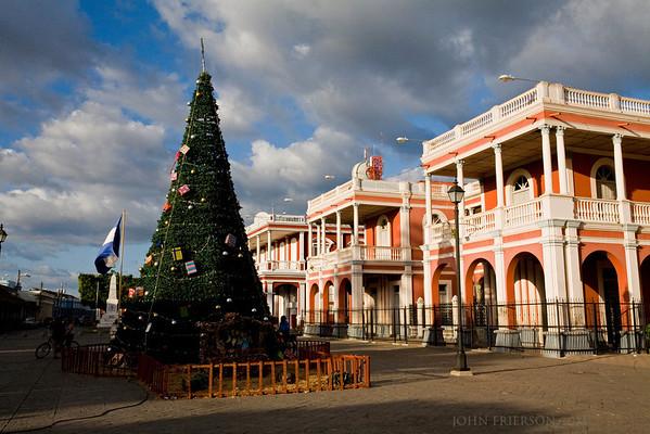 Christmas in Granada, Nicarague