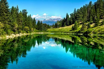 Third Lake / Valley of Five Lakes