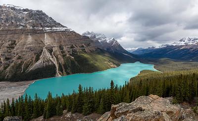 Peyto Lake, Banff National Park, Canada