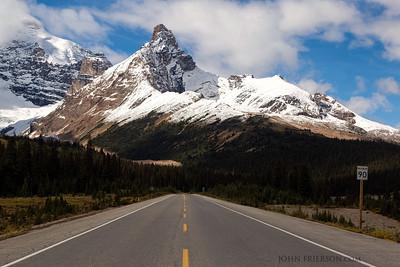 Icefields Parkway, Alberta, Canada