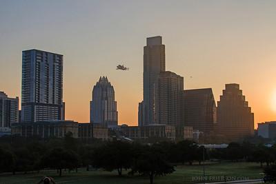Shuttle Endeavour's Final Journey, Austin, Texas