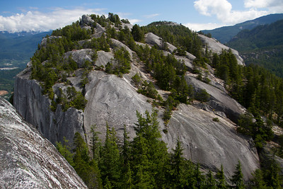 Stawamus Chief, near Squamish, Canada