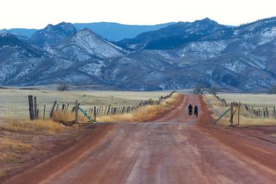 Niner Bikes RLT 9 Bikepacking trip from Fort Collins