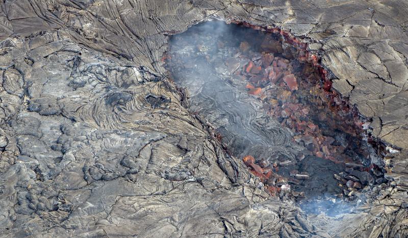 Collapsed Lava Tube