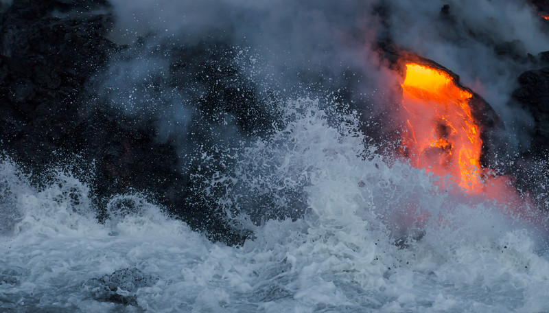 Lava Splash