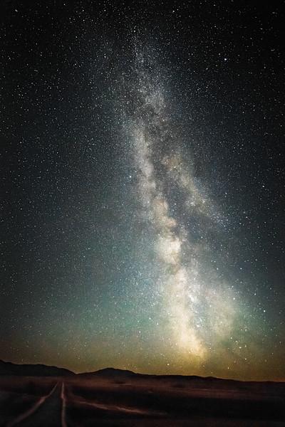 BIG SKY AT NIGHT
