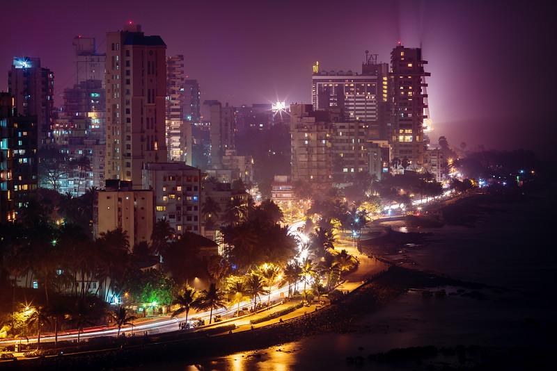 MUMBAI AT NIGHT 2