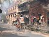 Dakshineswar street