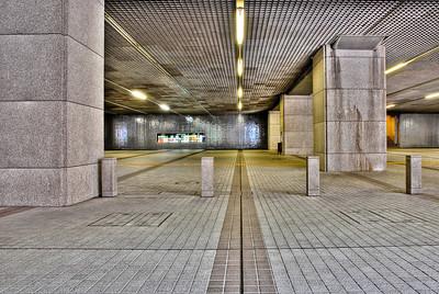 Tokyo underground.