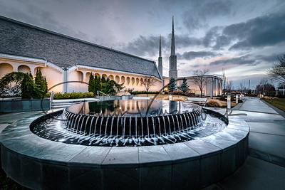 Boise Idaho LDS Temple