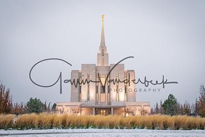 Oquirrh Mountain LDS Temple