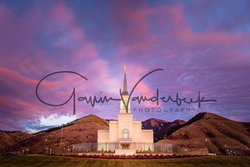 Star Valley Temple Print-8