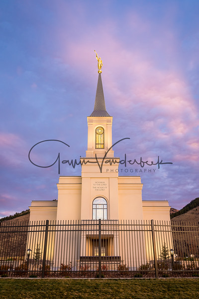 Star Valley Temple Print-5