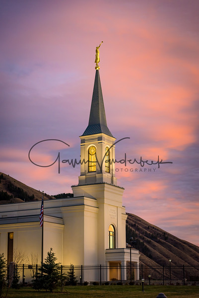 Star Valley Temple Print-7