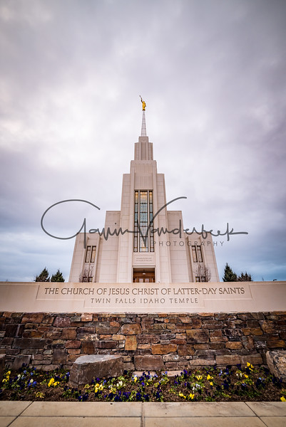 Twin Falls LDS Temple