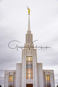 Twin Falls Temple Print-9