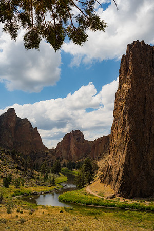 Summer Days at Smith Rock