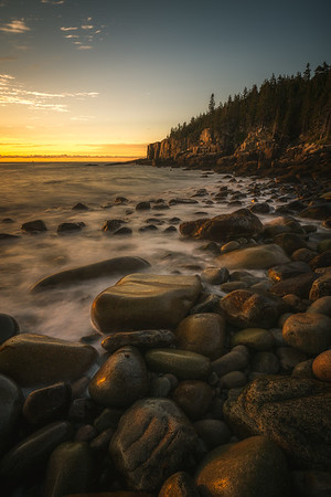 Sunrise at Boulder Beach