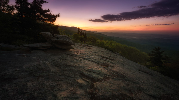 Blue Ridge Sunrise