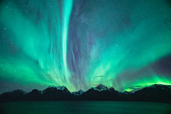 Auroras Dance Over Northern Norway 2018