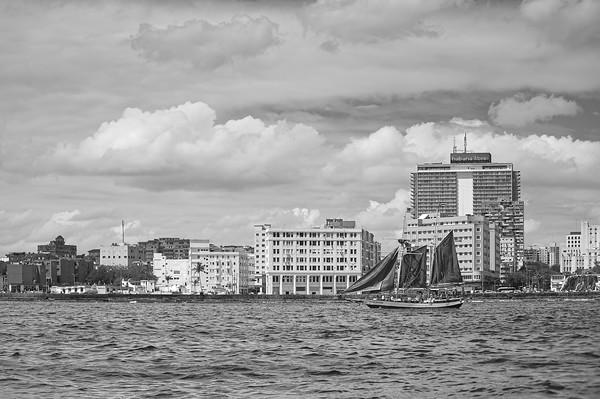 Havana Seascape