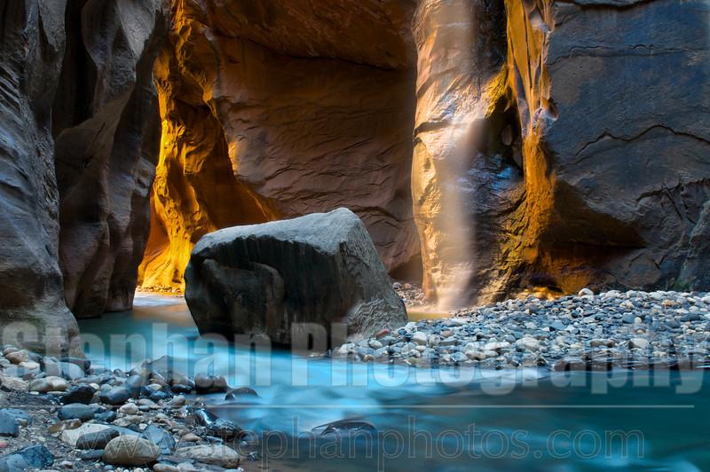 """""""Water Beam to Serenity"""""""