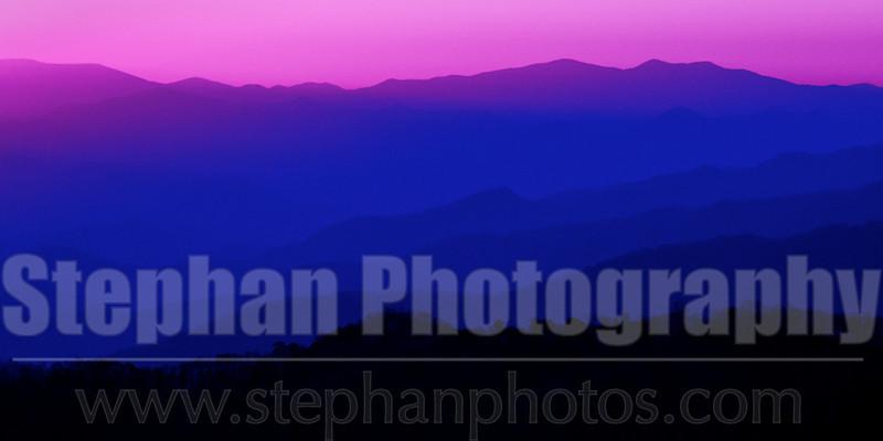 Purple Ridge Haze