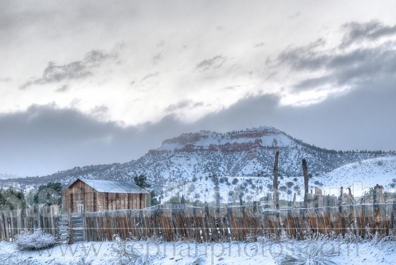 """""""Snow Storm's Plateau"""""""