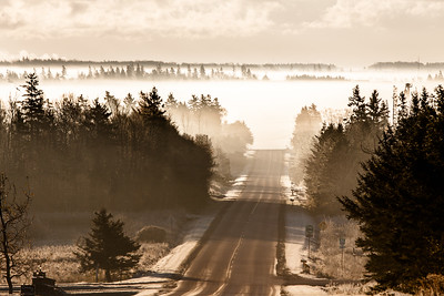 New Glasgow Road, Prince Edward Island