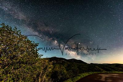Milky Way Contest Print