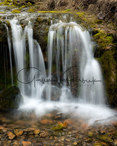 Spring Hollow Waterfall