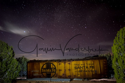 Kanab Star Train
