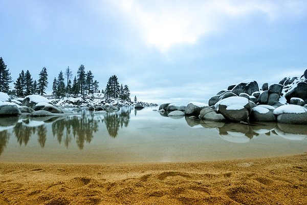 Sand Harbor