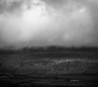 Yorkshire Dales Landscape, England