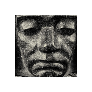 Granite face