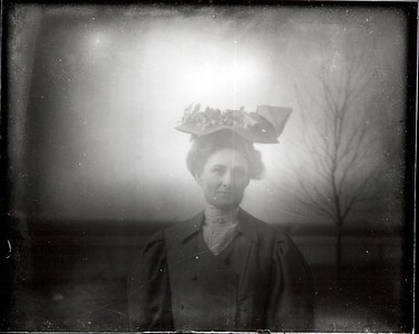 Vintage Photos from Glass Plate Negatives