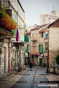 Ben Yehuda Street, Jerusalem, Israel 11/21/2011