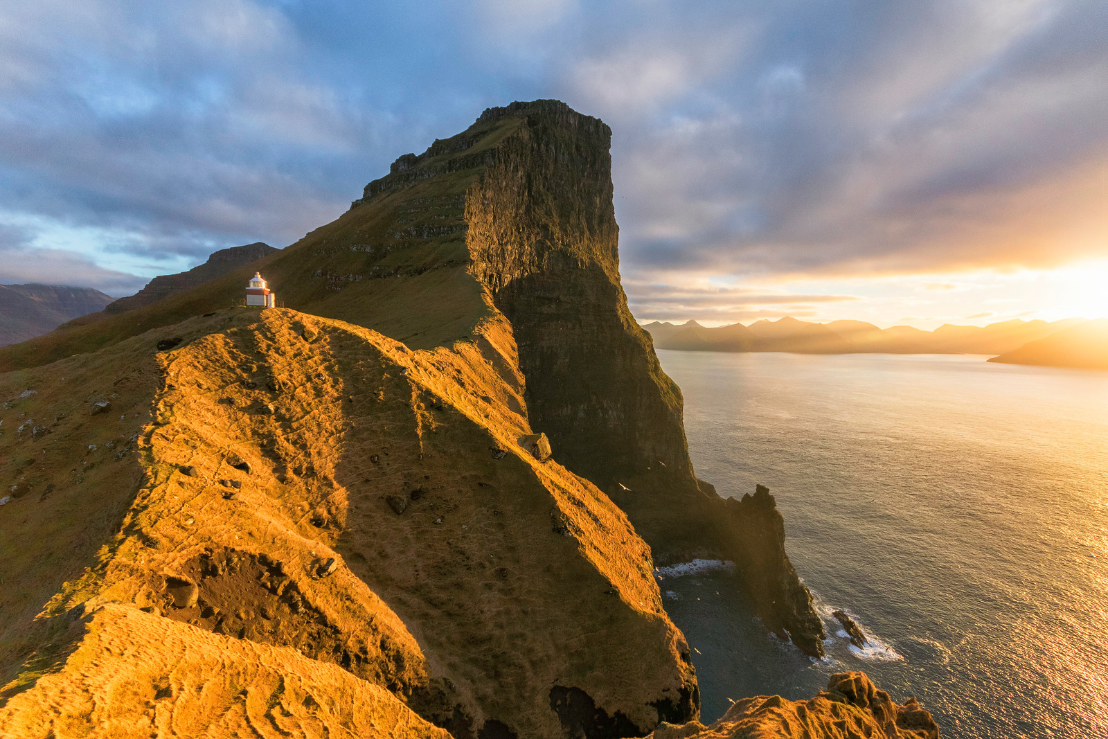 Kallur Lighthouse, Kalsoy