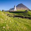 Church of Viðareiði 2016
