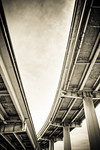Looking Up : Overpasses of San Francisco