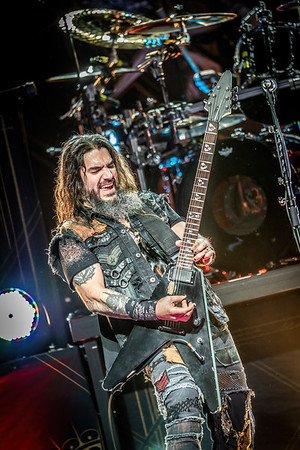 """Captured during the MACHINE HEAD performance at Revolution Live, Fort Lauderdale during their """"Burn My Eyes 25th Anniversary Tour"""" (January 27th, 2020)"""